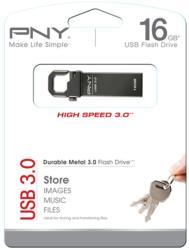 PNY Hook Attaché USB 3.0 32GB FDU32GBHOOK30-EF