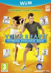 Ubisoft Your Shape Fitness Evolved 2013 (Wii U)