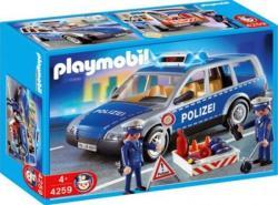 Playmobil Rendőrautó (4259)