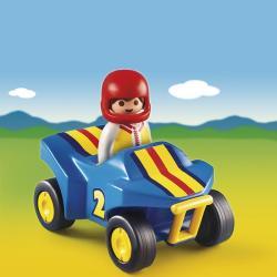 Playmobil Versenyquad (6782)