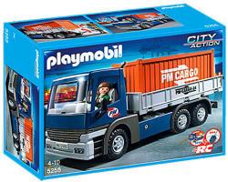 Playmobil Konténerszállító teherautó (5255)