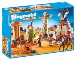 Playmobil Indiántábor (5247)