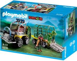 Playmobil Dinoszaurusz szállító jármű (5236)