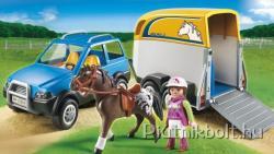 Playmobil Lószállító autó (5223)