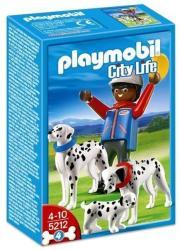 Playmobil Dalmata kutyacsalád (5212)