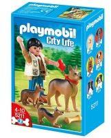 Playmobil Németjuhász kutyacsalád (5211)