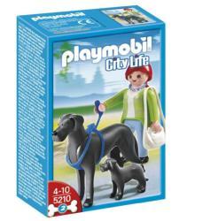 Playmobil Dog kicsinyével (5210)