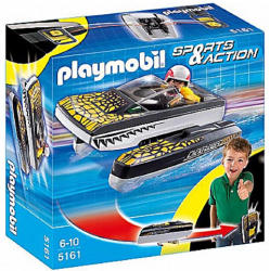 Playmobil Click Go Krokodilcsónak (5161)