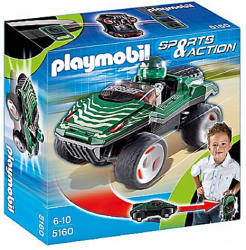 Playmobil Click Go Kígyóquad (5160)