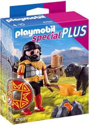 Playmobil Barbár tábortűznél kutyával (4769)