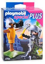 Playmobil Oroszlános lovag (4768)