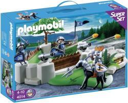 Playmobil Lovagbástya Szuper szett (4014)