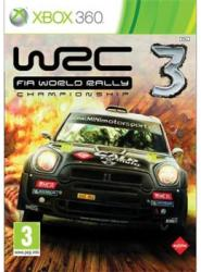 Black Bean WRC 3 FIA World Rally Championship (Xbox 360)