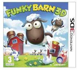 Ubisoft Funky Barn 3D (3DS)