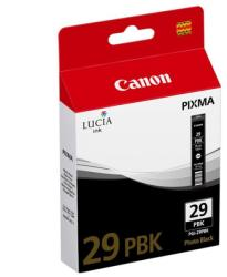 Canon PGI-29PBK Photo Black 4869B001