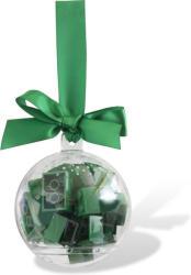 LEGO Karácsonyfadísz zöld kockákkal 853346