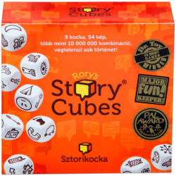 The Creativity Hub Story Cubes Sztorikocka