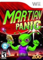Funbox Media Martian Panic (Wii)