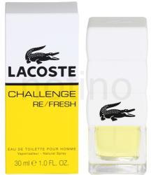 LACOSTE Challenge Re/Fresh EDT 30ml