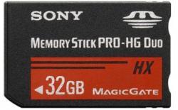Sony Memory Stick Pro-HG Duo 32GB MSHX32B