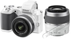 Nikon 1 V2 Double Zoom kit + 10-30mm + 30-110mm (VVA111K003)