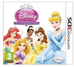 Disney My Fairytale Adventure (Nintendo 3DS)
