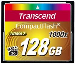 Transcend CompactFlash 128GB 1000x (CF) TS128GCF1000