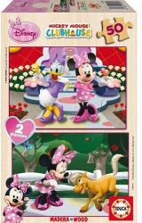 Educa Minnie Mouse 2x50