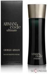 Giorgio Armani Armani Code Ultimate for Men EDT 75ml