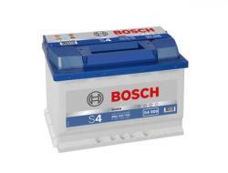 Bosch S4 12V 74Ah 680A Bal+ (0092S40090)