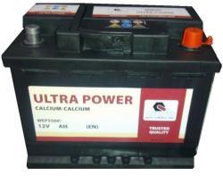 Ultra POWER 60Ah 540A Jobb+ (WEP5600)