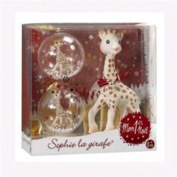 Vulli Set cadou Primul meu Craciun Girafa Sophie (DB516341)