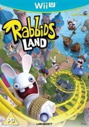 Ubisoft Rabbids Land (Wii U)
