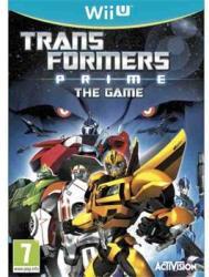 Activision Transformers Prime (Wii U)