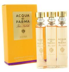 Acqua Di Parma Iris Nobile Leather Purse (Refill) EDP 3x20ml