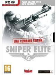 Mastertronic Sniper Elite V2 [High Command Edition] (PC)