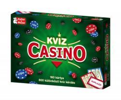 Keller&Mayer Kvíz Casino