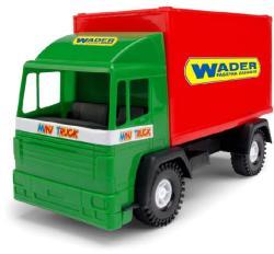 Wader Mini konténeres kamion