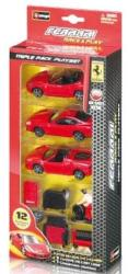 Bburago Ferrari Triple Pack Playset (31236)