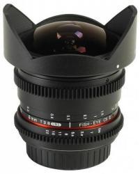 Samyang 8mm f/3.5 UMC CS II Fish-eye (Canon)