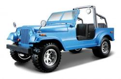 Bburago Jeep Wrangler (22033)
