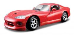 Bburago Dodge Viper GTS Coupe 1: 24