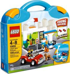 LEGO Bricks & More - Kék Bőrönd (10659)