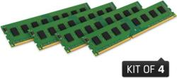 Kingston 32GB (4x8GB) DDR3 1600MHz KVR16E11K4/32