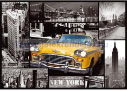 Trefl New York nevezetességei 1000 db-os (10271)