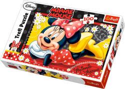 Trefl Minnie egér 100 db-os (16193)