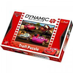 Trefl Verdák 2 50 db-os dynamic puzzle (35194)