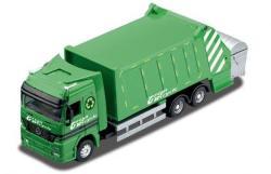 Maisto TRUCK LINE Garbage Truck (21070)