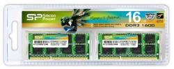 Silicon Power 16GB DDR3 1600MHz SP016GBSTU160N22