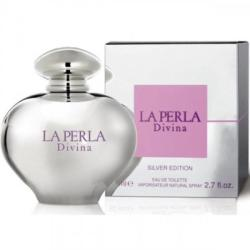 La Perla DIVINA Silver Edition EDT 80ml